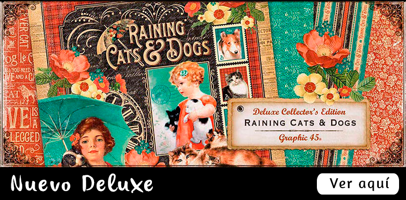 Raining Cats & Dogs Deluxe