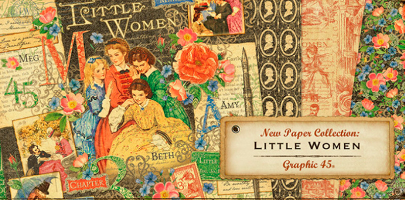 Graphic45 Little Women